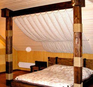 Шторы для спальни 18