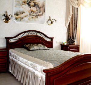 Шторы для спальни 7